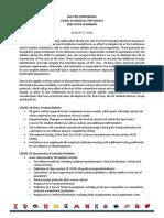 Big Ten COVID-19 Medical Protocols