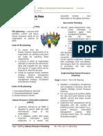 Handout. HR planning - Terry Ann Dela Pena