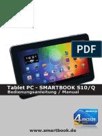 Smartbook S10 Handbuch_DE-EN