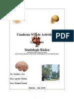 Cuaderno Número 2(EDICION 2019) de Actividades sobre Lecciones de Semiología Básica.pdf