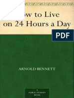Bennett, Arnold - How to Live on 24 Hours a Day-St. Martin's Essentials (2020_2012).epub