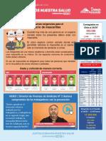 Compilado Ediciones Anteriores Boletín Juntos Cuidamos Nuestra Salud - Julio 2020