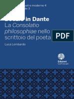 Lombardo, Boezio in Dante