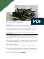 5 maneras de reutilizar tus hojas de té