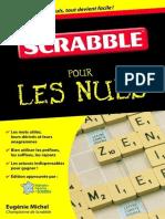Le Scrabble Pour Les Nuls.epub