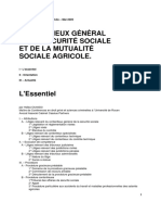 Contentieux General de La Securite Sociale
