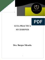 GUIA PRACTICA - sucesiones