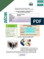 gestion empresarial III