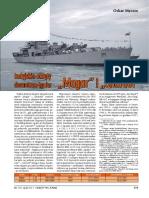 Indyjskie okręty desantowe typów Magar i Shardul