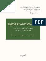 Libro Pueblos Tradicionales III versión de impresión