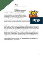 Paso a Paso Toy Story