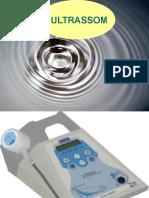 Eletrotermofototerapia - Aula Ultrassom