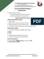 TRABAJO N°01 GRADO DE INDETERMINACIÓN Y METODO DE DOBLE INTEGRACION