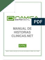 HISTORIAS CLINICAS NET V020