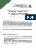 García & Bracho (2013) Algunas consideraciones teóricas sobre el liderazgo transformacional.pdf