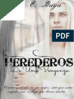 B. E. Raya - Serie Herederos 01 - Herederos de una Venganza.pdf