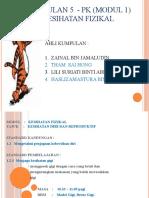 KSSR_Modul 1 Kesihatan Fizikal
