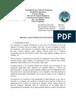 REPORTE CARACTERIZACION DE ECOSISTEMAS