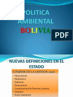 1. POLITICA AMBIENTAL