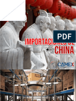 Brochure IMPORTACIONES DE CHINA 2020
