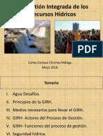 Bibliografia- Gestión Integrada de los Recursos Hídricos