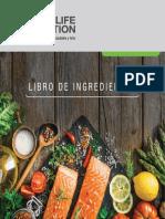 Libro de Ingredientes.