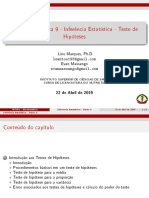 Aula - Inferência Estatística - Parte II.pdf