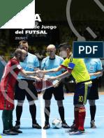 REGLAS Futsal 2020-2021