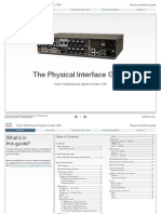 Cisco TelePresence System Codec C90 Physical Interface Guide (TC4.0)