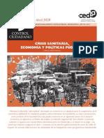 CEDLA Crisis Sanitaria Economia y Politicas Publicas (1)