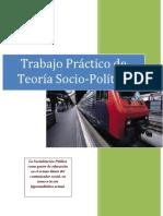 Teorìa Sociopolìtica-Socialización política