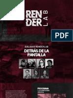Diálogos RenderLAB 2020