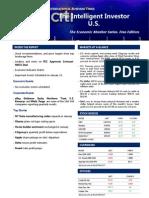 Intelligent Investor US edition January 18 2011