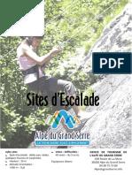 Topo-escalade-complet - Alpe Du Grand Serre