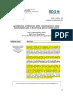 Aportaciones y diferencias entre comunicación en salud y comunicación para el desarrollo.pdf