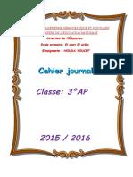 Cahier journal (2) 3°AP.docx