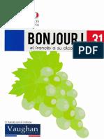 Bonjour! El francés a su alcance 31