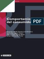 Comportamiento del consumidor (Berenguer)