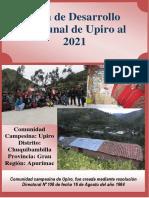 6. PDC Comunidad de UPIRO