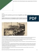 DW Nitrato de amônio provocou tragédia na Alemanha há 100 anos _ Notícias sobre política, economia e sociedade da Alemanha _ DW _ 05.08.2020