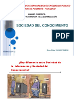 CLASES 12 SOCIEDAD DEL CONOCIMIENTO