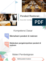 PPT Perabot KD3.2