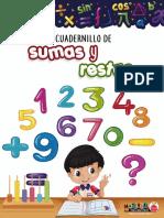 Sumas y restas... Lo mejor para niños.pdf