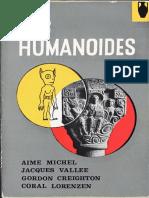 Aimé Michel et al. - Los Humanoides (1967, Editorial Pomaire)