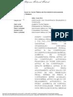 STF_ADI6298. Decisão FUX. Suspensão dos efeitos da lei do pacote anticrime