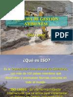 Sistema de Gestión  ISO 14001 04-10-12