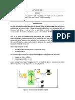 Informe XDSL