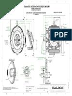 motor baldor M-8500