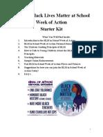national black lives matter in school week of action starter kit