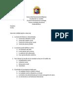 2 evaluación teo Mod.. 2019-II una